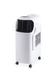 Evaporative air cooler fan stock image