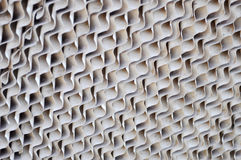 Evaporative cooling pad Royalty Free Stock Image