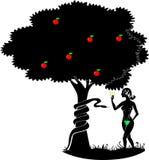 Eve ilustración del vector