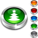 Eve 3d button. Eve  3d button set. Vector illustration Royalty Free Stock Images