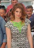 Eve Hewson. At the photocall for her new movie 'This Must Be The Place' in competition at the 64th Festival de Cannes. May 20, 2011  Cannes, France Picture Stock Photography