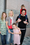 Eve,Jennie Garth,Peter Facinelli,Jenny Garth Royalty Free Stock Photography