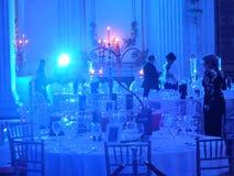 Eve Party van het nieuwjaar bij het het Parlement Paleis Stock Foto