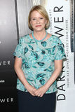 Eve Plumb. NEW YORK-JUL 31: Eve Plumb attends `The Dark Tower` special screening at the Museum of Modern Art on July 31, 2017 in New York City Royalty Free Stock Photo