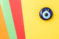 Evel Eye Bead Stock Image