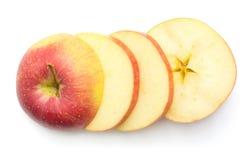 Evelina apple isolated royalty free stock photography