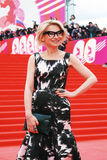 Evelina Khromchenko at XXXVI Moscow International Film Festival Stock Photo