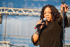 Evelyn Champagne King Stock Image