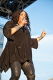 Evelyn Champagne King Stock Photos
