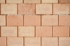 Clay blocks Stock Photography