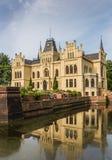 Evenburg in Leer, German Royalty Free Stock Images