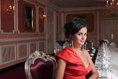Evening Royalty Free Stock Photo