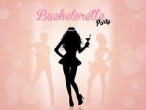 Evening bachelorette Stock Photos