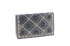 Evening bag alpha Stock Image