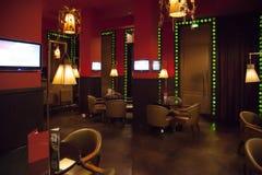 Evening bar Stock Photography