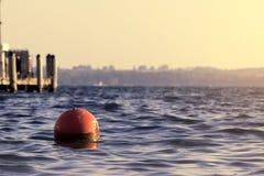 EVENING buoy Stock Photos