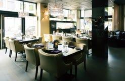 Evening  cafe Royalty Free Stock Photo