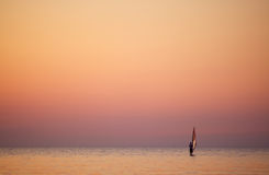 Evening calm Royalty Free Stock Photography