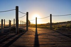 Evening at Cape Agulhas - Western Cape, South Africa Royalty Free Stock Photos