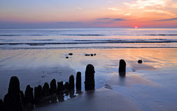 Evening on the coast