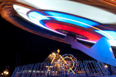 Evening coaster Royalty Free Stock Images