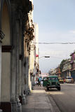 An evening in Cuba Stock Image