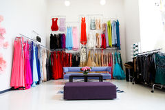 Evening dresses Stock Image