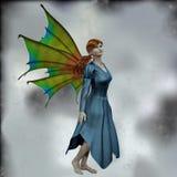 Evening Fairy royalty free stock photos