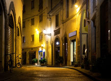 Evening in Florence Stock Photo