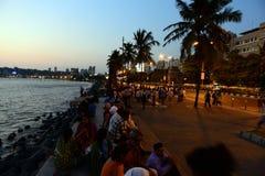 Evening Glory of Mumbai Stock Photo