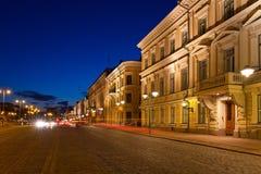 Evening Helsinki Royalty Free Stock Photo