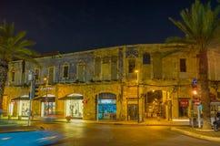 Evening Jaffa obraz stock