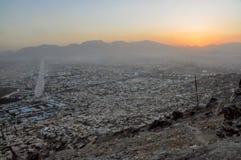 Evening Kabul Royalty Free Stock Photos