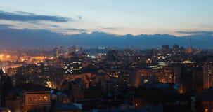 Evening Kiev Royalty Free Stock Photos