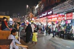Evening Kolkata Royalty Free Stock Image