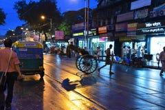 Evening Kolkata Stock Image