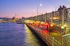 Galata Bridge Restaurants