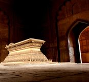 Evening light highlight Tomb of Safdurjung Royalty Free Stock Photo