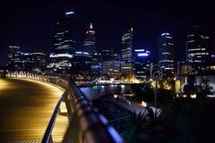 Evening& x27 ; lumières de s Photos libres de droits