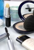 Evening makeup Royalty Free Stock Images