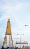 Evening metropolis - Bangkok Royalty Free Stock Photography