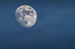 Evening Moon Royalty Free Stock Image