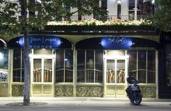 Evening Paris, France Stock Photos