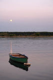 Evening On River Stock Images
