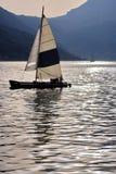 Evening sail Royalty Free Stock Photo