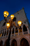 Evening at San Marco square Royalty Free Stock Photography