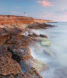 Evening sea landscape Royalty Free Stock Images