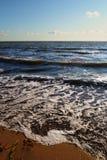 Evening sea landscape Royalty Free Stock Photos