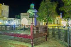 The evening street Royalty Free Stock Photo
