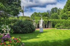 Free Evening Sun Light In Palace Garden Of Catherine Park Royalty Free Stock Photos - 79095748
